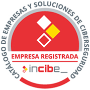 INCIBE - Empresa Registrada